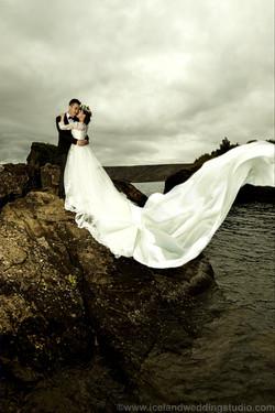 私语,冰岛旅游婚纱定制