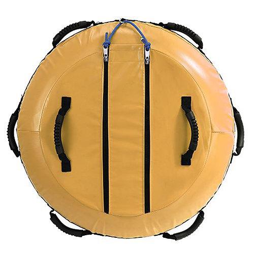 O2 Donut 內胎式浮球 含內胎 黃色