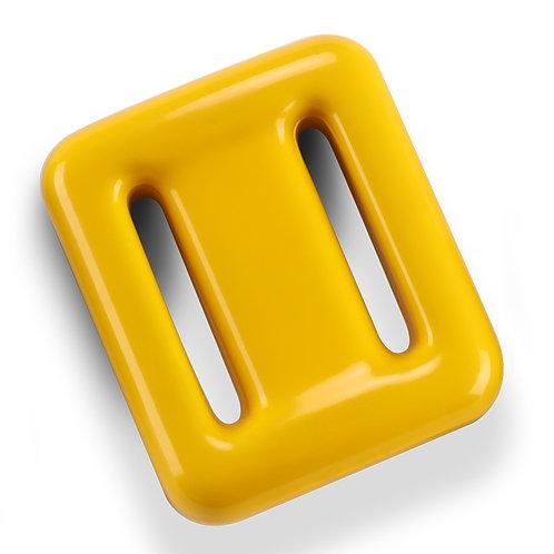 1Kg自潛配重帶用環保鉛塊 黃色