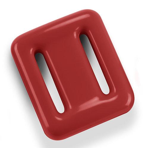 1Kg自潛配重帶用環保鉛塊 紅色