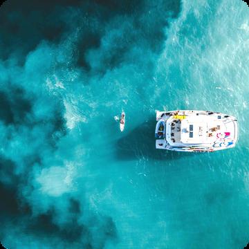 龜山島 牛奶海遊艇派對