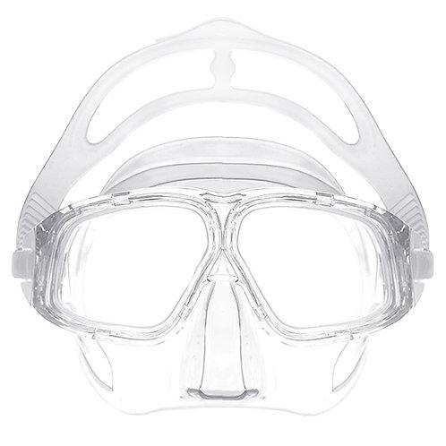 大神款廣角防起霧低容積面鏡 透明