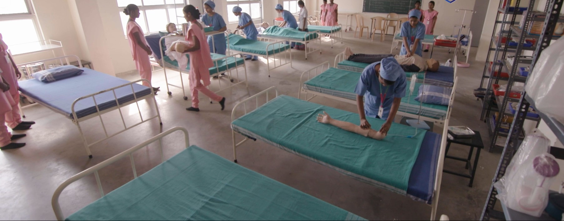 Fundamental of Nursing Lab