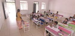 Spacious Classroom