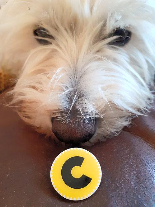 Carnival Sunshine C pin badge