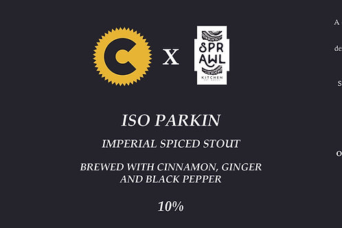 ISO Parkin Imperial Stout - 330ml