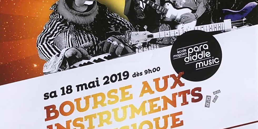 BOURSE AUX INSTRUMENT DE MUSIQUE
