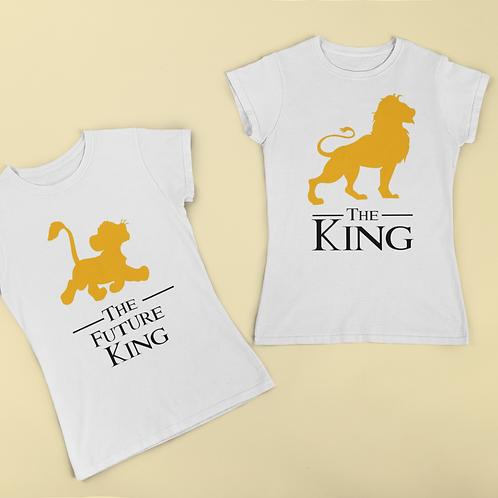 Tees   The King & The Future