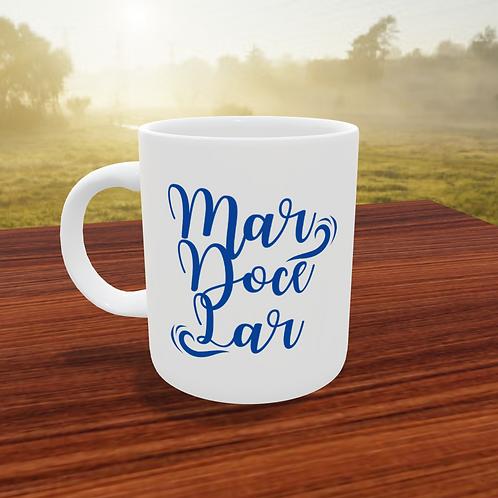 Mug | Mar Doce Lar