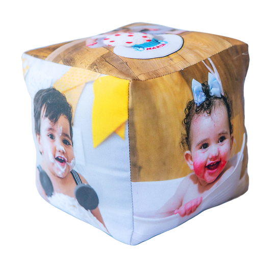 Almofada Cubo