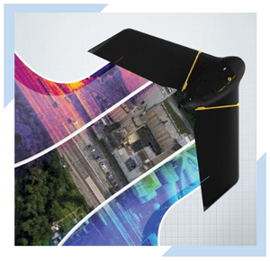 Collecting GIS data and LiDAR imagery with the senseFly eBee UAV drone technology.