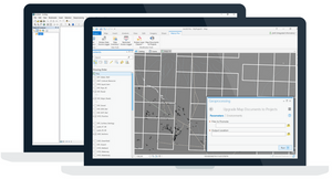Blog post on the software solutions offered by Integrated Informatics Inc including Knowledge Management like Integrated Marco Pro for working with spatial data in Esri ArcGIS Pro.
