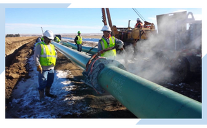 Blog post about managing Oil and Gas pipeline regulatory requirements, like integrity management programs, with Geographic Information System GIS technology.