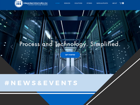 Ready for Launch: Welcome to Our New Website