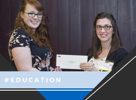 Local Student Sara Foley Awarded Integrated Informatics Award of Excellence