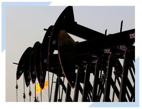 Article about Canadian crude oil output.