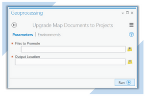 ArcGIS Pro Add-In Tool for Converting ArcMap Document MXD to ArcGIS Pro Map Project APRX