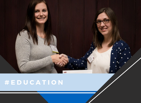 Local Student Victoria Pollard Awarded Integrated Informatics Award of Excellence