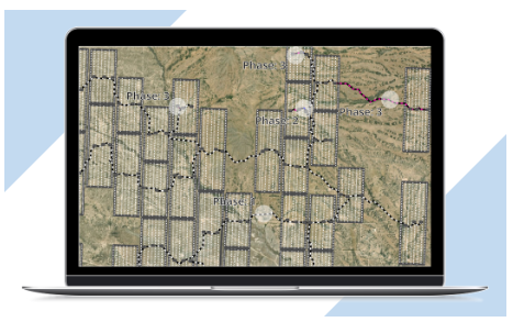 Blog post on using the Integrated Geomancy Add-In for ArcGIS GIS software to determine locations of Oil and Gas assets like pipelines.