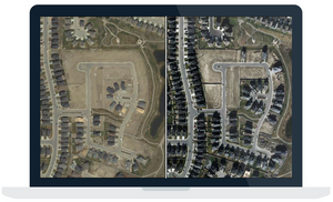 Article about updates to Esri basemap options for Canadian regions in ArcGIS Online software.