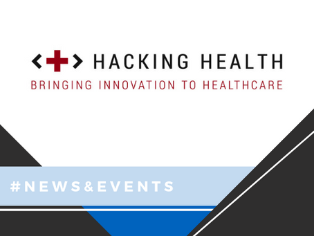 Integrated to Sponsor Hacking Health St. John's Upcoming Hackathon