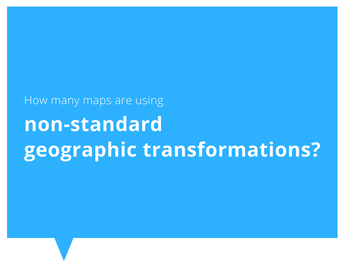 Blog series on reviewing spatial data and identifying broken files and issues, including finding the geographic transformation and Coordinate Reference System CRS for each Geographic Information System GIS dataset.