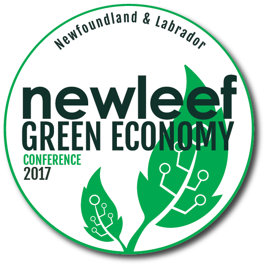 Announcement that Integrated Informatics Inc team in St. John's, Newfoundland and Labrador will be speaking at the Newleef Green Economy Conference.