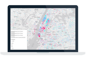 News post of creating smart maps in ArcGIS Online.