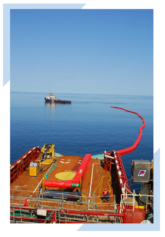 Technology for marine oil spill response.