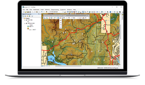 Integrated Geomancy Draw Toolbar in ArcMap