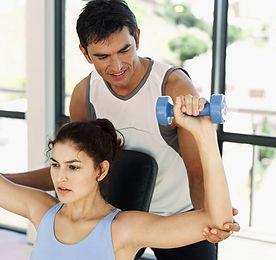 wellness coaching personal trainer