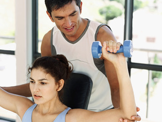 How having a personal trainer is like giving birth