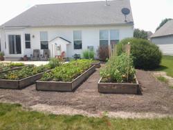 Raised-Bed Garden