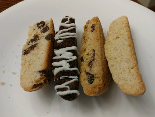 I'm In Love With Biscotti