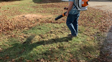 15% off Leaf clean-ups & other winter services!