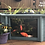 Thumbnail: Natural Brown Lily Clear View Garden Aquarium - Raised Hexagon Pond