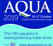 Come and see us at the AQUA Telford Trade Show 2019