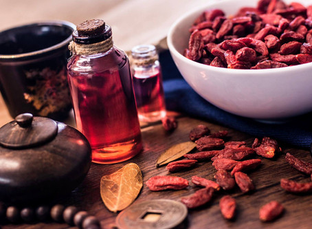 Do you know all the benefits of Goji berries?