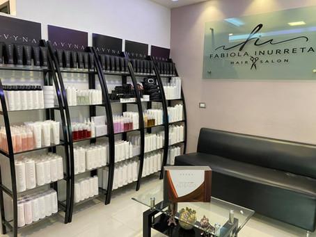 The 5 Senses at the Beauty Salon