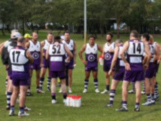 Pre-Season Game vs Leschenault Crabs