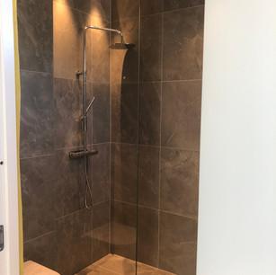 Glasvägg dusch Stockholm