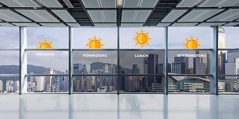 Smartglas Solfilm från SmartGlass Nordic