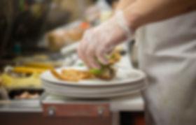 Caterin i Solna från Den Glada Restaurangen