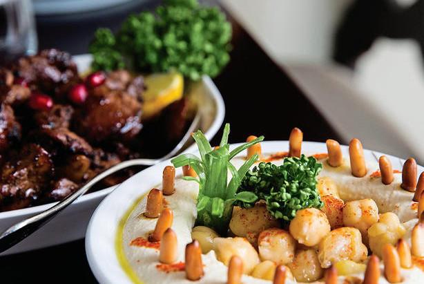 25 of the Best Eating Houses in Dubai