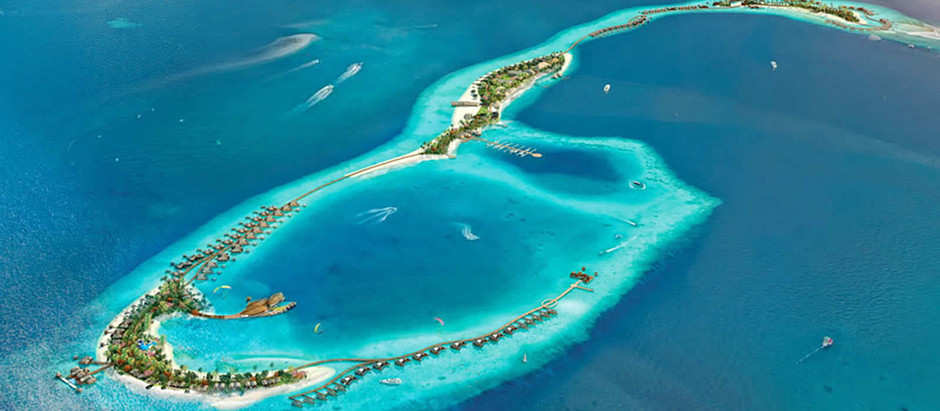 Top 10 places not to be missed in the Maldives