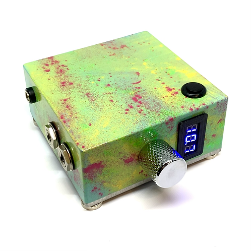 Psychedelic power supply