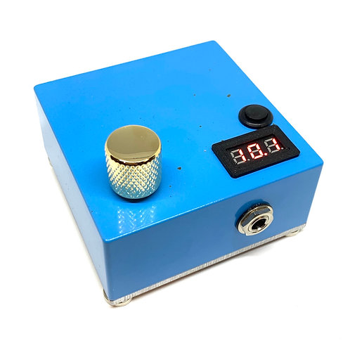 Blue power supply - constant run only