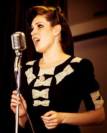 Noelle Vaughn Jazz Singer