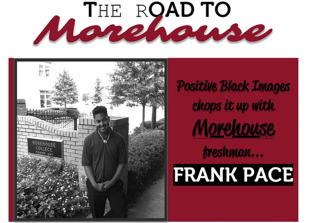 Frank Pace: The Road to Morehouse