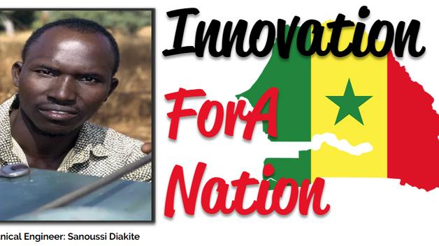 Black Innovators: Sanoussi Diakite
